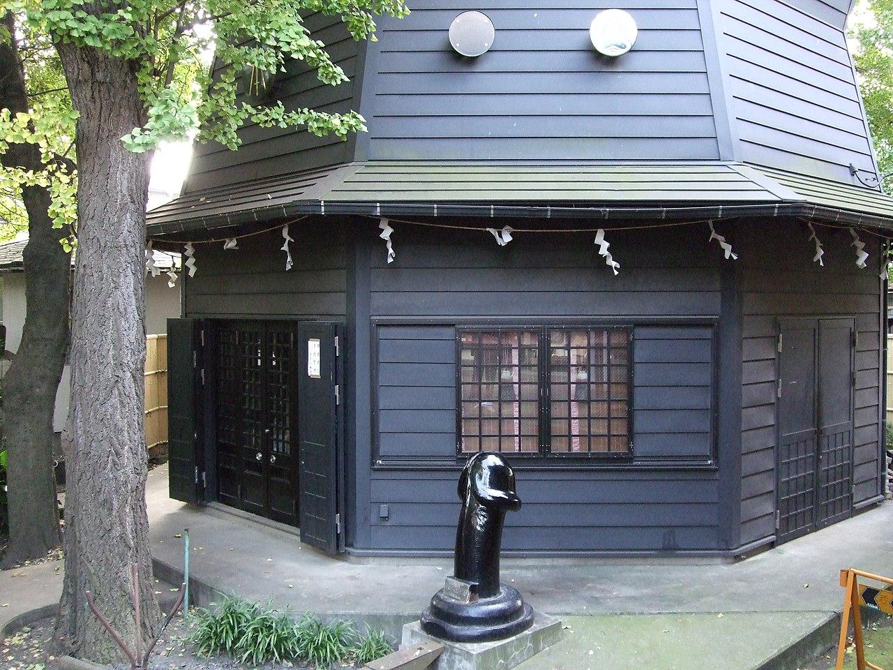 Kanayama-shrine Japan
