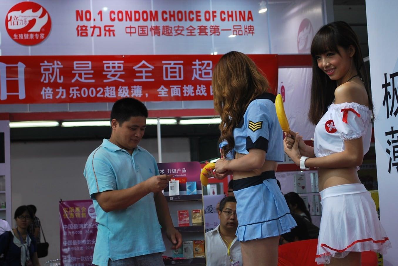 sex festival china